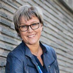 Annette Bech Vad, landsleder i Agape