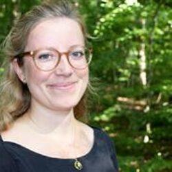Elli Kappelgaard,  aut. psykolog og foredragsholder i Agape