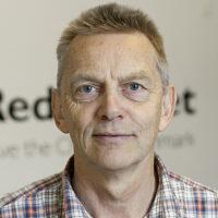 Kuno Sørensen, psykolog og seniorrådgiver i Red Barnet