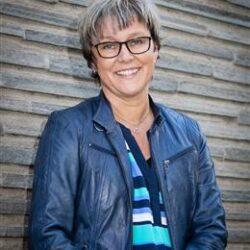 Annette Bech Vad er landsleder i Agape
