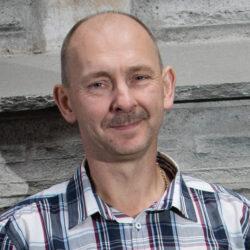 Foto: Gitte Vollsmann Ole Rabjerg er psykolog i Agape